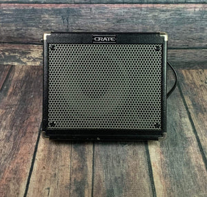 "Crate Amp Used Crate Limo TX50D Battery-Powered 50-Watt 1x10"" Guitar Combo Amp"
