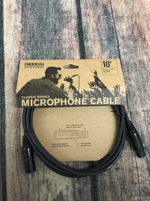 D'Addario Cable D'Addario Planet Waves PW-CMIC-25 Classic Series Microphone Cable - 25' XLR-XLR