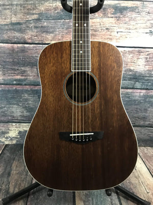 D'Angelico Acoustic Guitar D'Angelico Premier Niagara Acoustic Electric Guitar- Mahogany