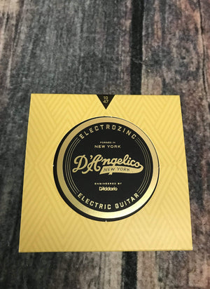 D'Angelico Electric Guitar Strings D'Angelico DAJ1047 ElectroZinc 10-47 Gauge Electric String