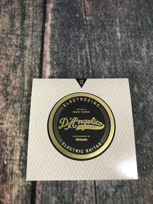 D'Angelico Electric Guitar Strings D'Angelico DAR0942 ElectroZinc 9-42 Gauge Electric String