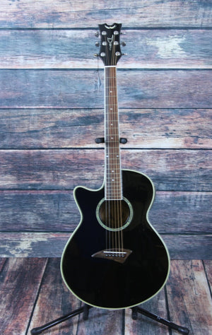 Dean Acoustic Guitar Dean Left Handed Performer E Acoustic Guitar