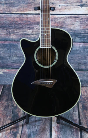 Dean Acoustic Guitar Guitar Only Dean Left Handed Performer E Acoustic Guitar