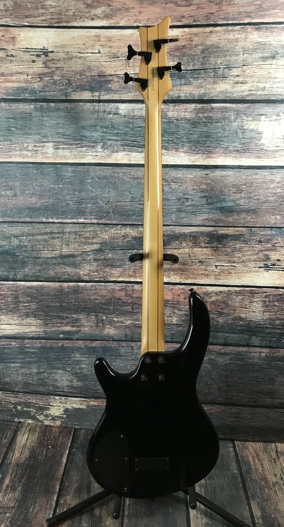 Dean Electric Bass Used Dean Edge 4 Active 4 String Electric Bass