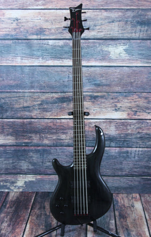 Dean Electric Guitar Bass Only Dean Left Handed Edge 5 String  Electric Bass