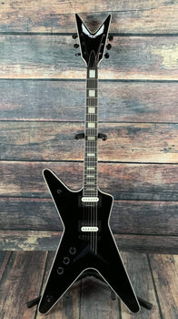 Dean Electric Guitar Dean Left Handed ML-SEL-CBKLH ML Select Classic Black Electric Guitar