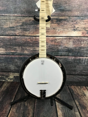 Deering Banjo Deering Goodtime Two 5 String Banjo with Resonator