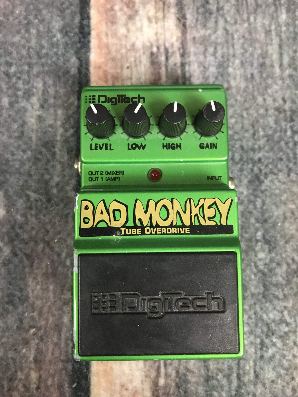 Digitech Pedal Used Digitech Bad Monkey Tube Overdrive Pedal