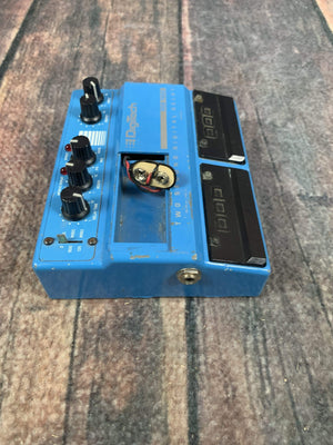 Digitech pedal Used Digitech DOD PDS 1002 DIgitel Delay Pedal