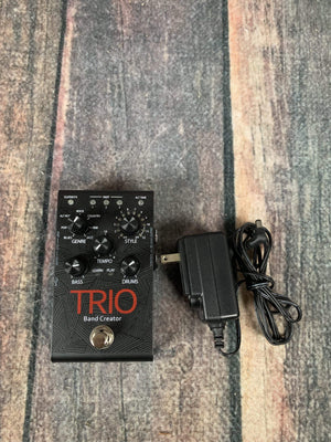 Digitech Pedal Used Digitech Trio Band Creator Pedal