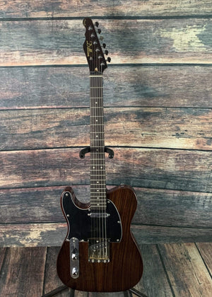 "Dillion Electric Guitar Dillion Left Handed DRT-69 ""Rosie"" Rosewood Tele style Electric Guitar"