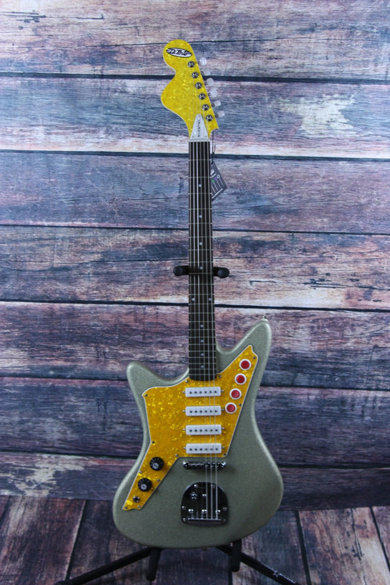 Dipinto Electric Guitar DiPinto Left Handed Galaxie IV Electric Guitar
