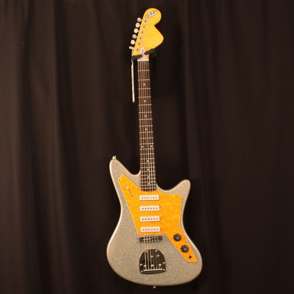 Dipinto Electric Guitar DiPinto Right Handed Signature Eddie Angel Galaxie #001 Limited Edition Electric Guitar