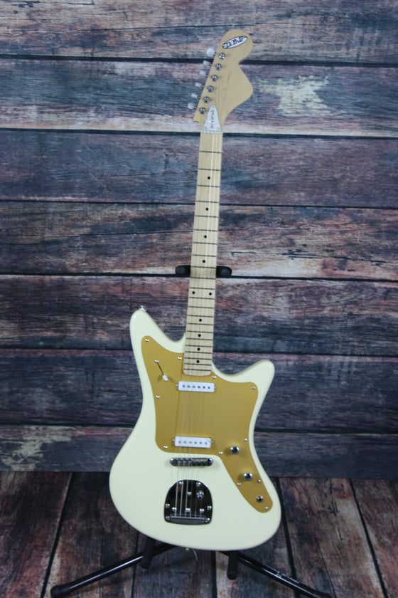 Dipinto Electric Guitar Guitar Only DiPinto Right Handed Galaxie II Limited Edition Electric Guitar Creme/Gold