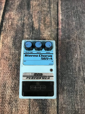 DOD pedal Used DOD 1981 USA made Performer Stereo Chorus 565-A