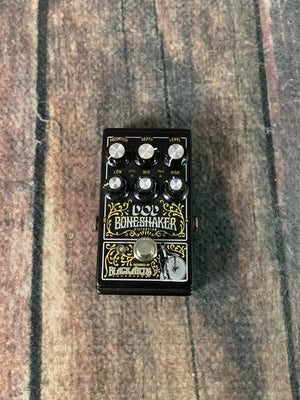 DOD pedal Used DOD Boneshaker Distortion Pedal with Box