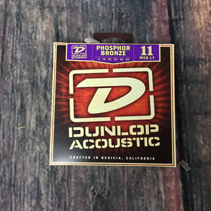 Dunlop Acoustic Guitar Strings Dunlop DAP1152 Medium Light Phosphor Bronze Acoustic Guitar Strings