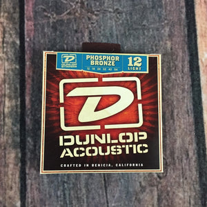 Dunlop Acoustic Guitar Strings Dunlop DAP1254 Light Phosphor Bronze Acoustic Guitar Strings