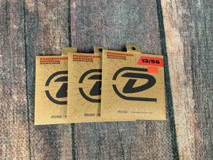Dunlop Acoustic Guitar Strings Dunlop DAP1356 Medium Phosphor Bronze Acoustic Guitar Strings- 3 Packs