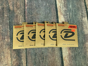 Dunlop Acoustic Guitar Strings Dunlop DAP1356 Medium Phosphor Bronze Acoustic Guitar Strings- 5 Packs