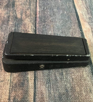 Dunlop pedal Used Dunlop 95-910511 USA made Crybaby Multi Wah