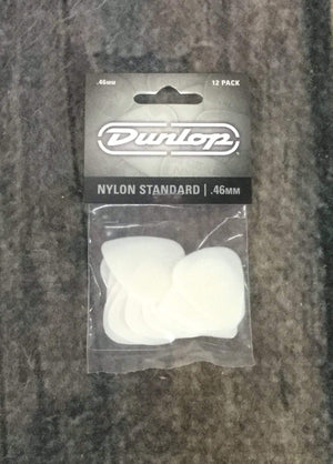 Dunlop Pick Dunlop Nylon Standard .46mm 44P.46 Pick Pack