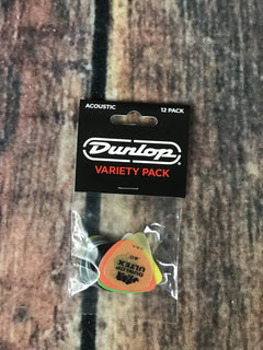 Dunlop Pick Dunlop Variety Pack PVP112 Acoustic Pick Pack