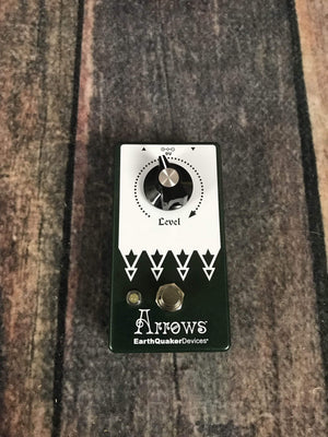 Earthquaker Devices pedal EarthQuaker Devices Arrows Pre-Amp Booster Pedal