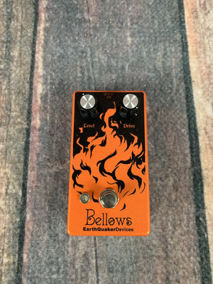 Earthquaker Devices pedal EarthQuaker Devices Bellows Fuzz Driver Pedal