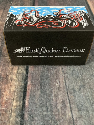 Earthquaker Devices pedal Earthquaker Devices Dispatch Levitation Revereration Machine V2 Reverb Pedal