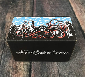 Earthquaker Devices pedal EarthQuaker Devices Erupter Ultimate Fuzz Tone Pedal