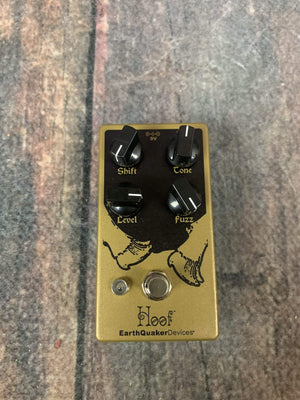 Earthquaker Devices pedal EarthQuaker Devices Hoof Hybrid Fuzz Pedal