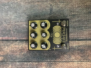 Earthquaker Devices Life Pedal V2 Distortion/Analog Octave/Boost Pedal