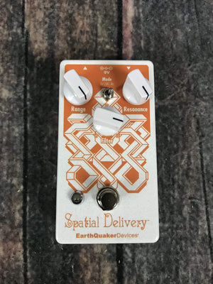 Earthquaker Devices pedal EarthQuaker Devices Spatial Delivery Envelope Filter with Sample and Hold