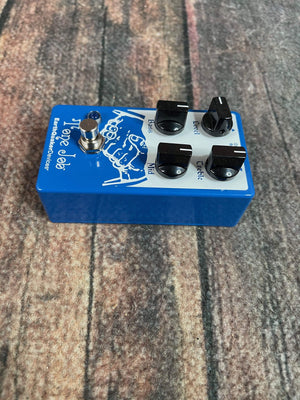 Earthquaker Devices pedal Earthquaker Devices Tone Job V2 EQ and Boost Pedal
