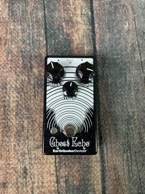 Earthquaker Devices pedal Used Earthquaker Devices Ghost Echo Vintage Voiced Reverb Pedal with Box