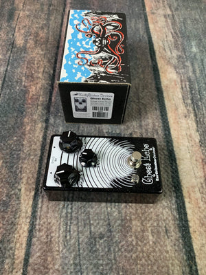 Used Earthquaker Devices Ghost Echo Vintage Voiced Reverb Pedal with Box