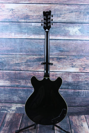 Eastwood Electric Guitar Eastwood Left Handed Delta 6 Electric Guitar