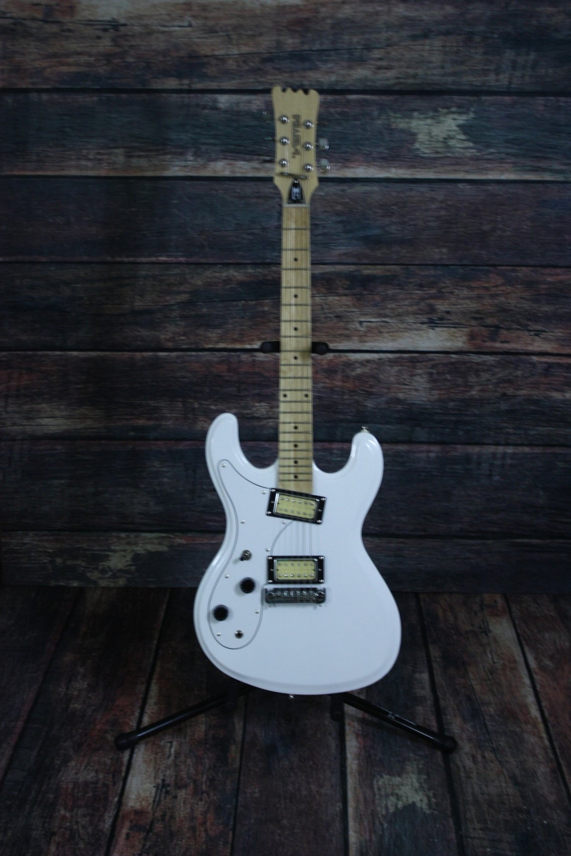 Eastwood Electric Guitar Eastwood Left Handed Phase 4 Hi Flier (Nirvana Replica) electric guitar
