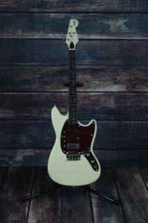 Eastwood Electric Guitar Eastwood Right Handed Warren Ellis Tenor 4 String Electric Guitar