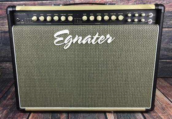 Egnater Amp Used Egnater Renegade 40 1x12 Tube Guitar Combo Amp