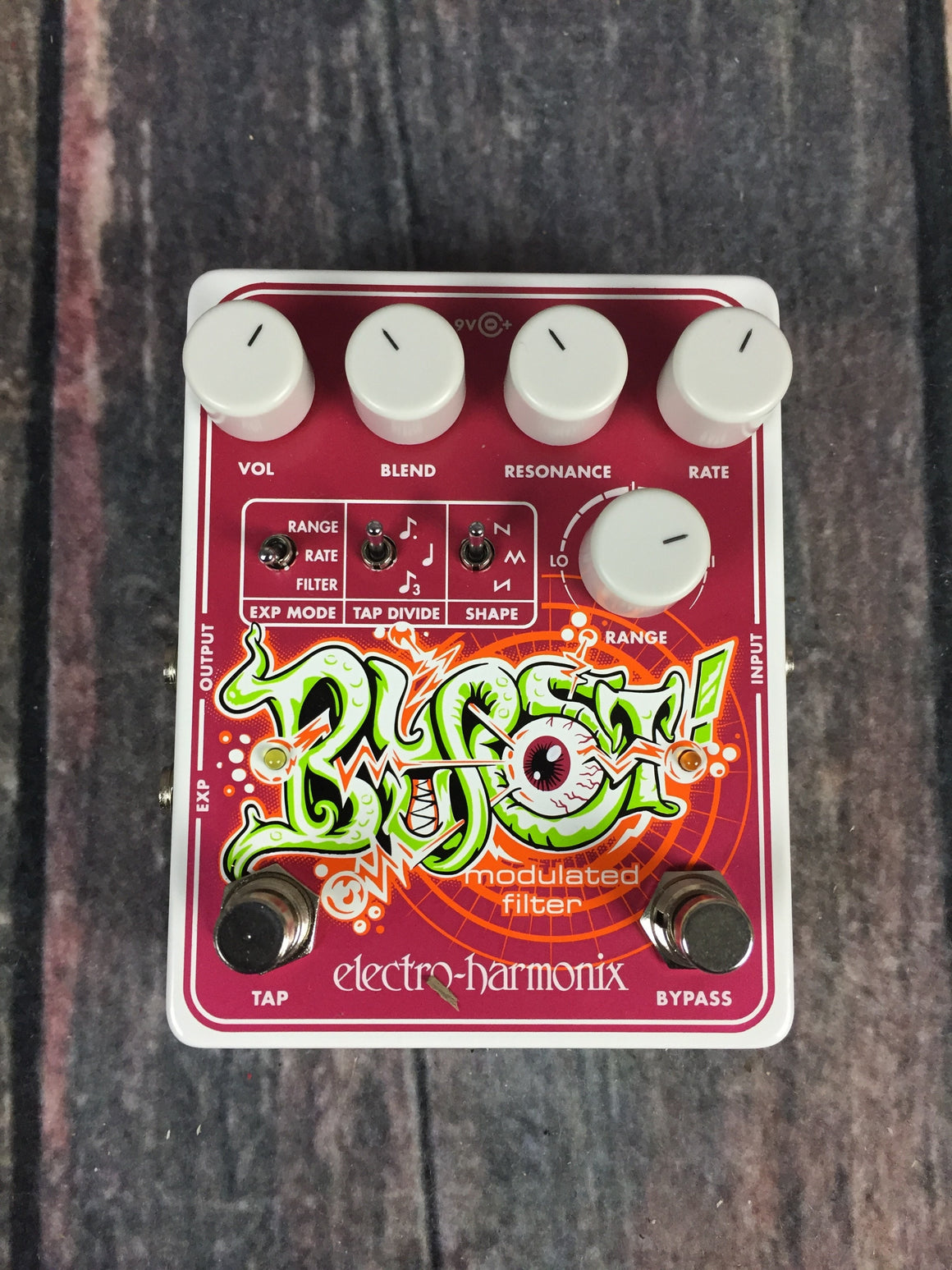 electro-harmonix pedal Electro-Harmonix Blurst Modulated Filter