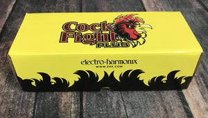 electro-harmonix pedal Electro-Harmonix Cock Fight Plus Talking Wah and Fuzz Pedal