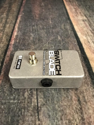 electro-harmonix pedal Electro-Harmonix Switch Blade Channel Switching Pedal
