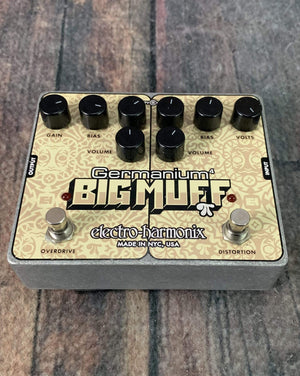 electro-harmonix pedal Used Electro-Harmonix Germanium Big Muff Pedal with Box