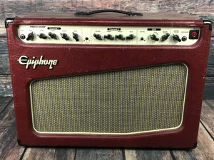 "Epiphone Amp Used Epiphone Firefly 30DSP 30W Solid State 1x10"" Combo Amp"