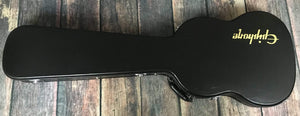 Epiphone Electric Bass Case Used Epiphone Electric Bass Hard Shell Case