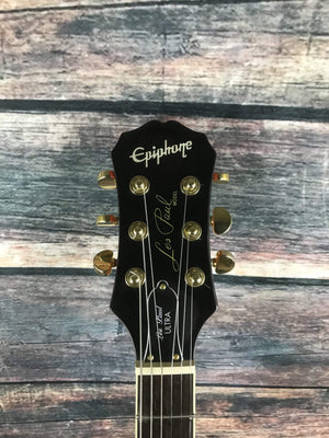 Epiphone Electric Guitar Used Epiphone 2007 Les Paul Ultra II Electric Guitar with Gig Bag