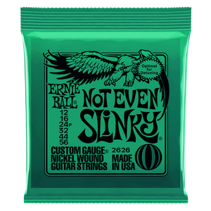ernie ball Electric Guitar Strings Ernie Ball Not Even Slinky Nickel Wound Electric Guitar Strings
