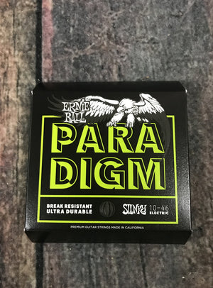 ernie ball Electric Guitar Strings Ernie Paradigm Regular Slinky Electric Guitar Strings 10-46